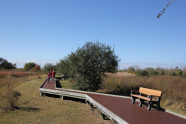 Anahuac NWR Short Hike
