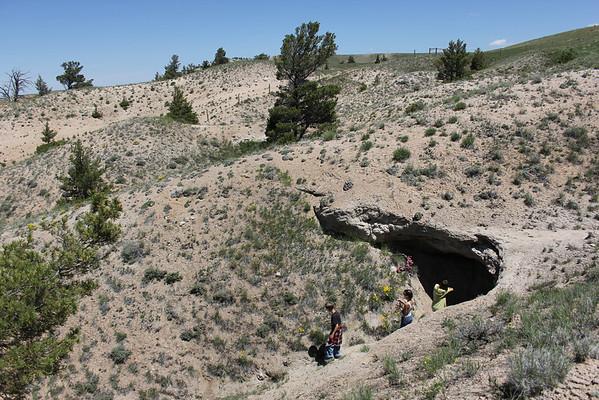 Grotto Hidey Hole