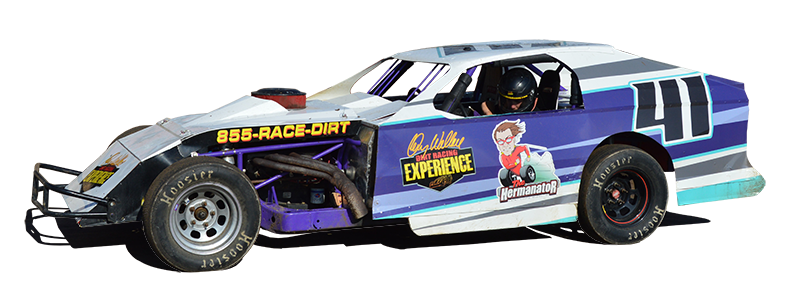 Kenny Wallace Dirt Racing Experience UMP Modified