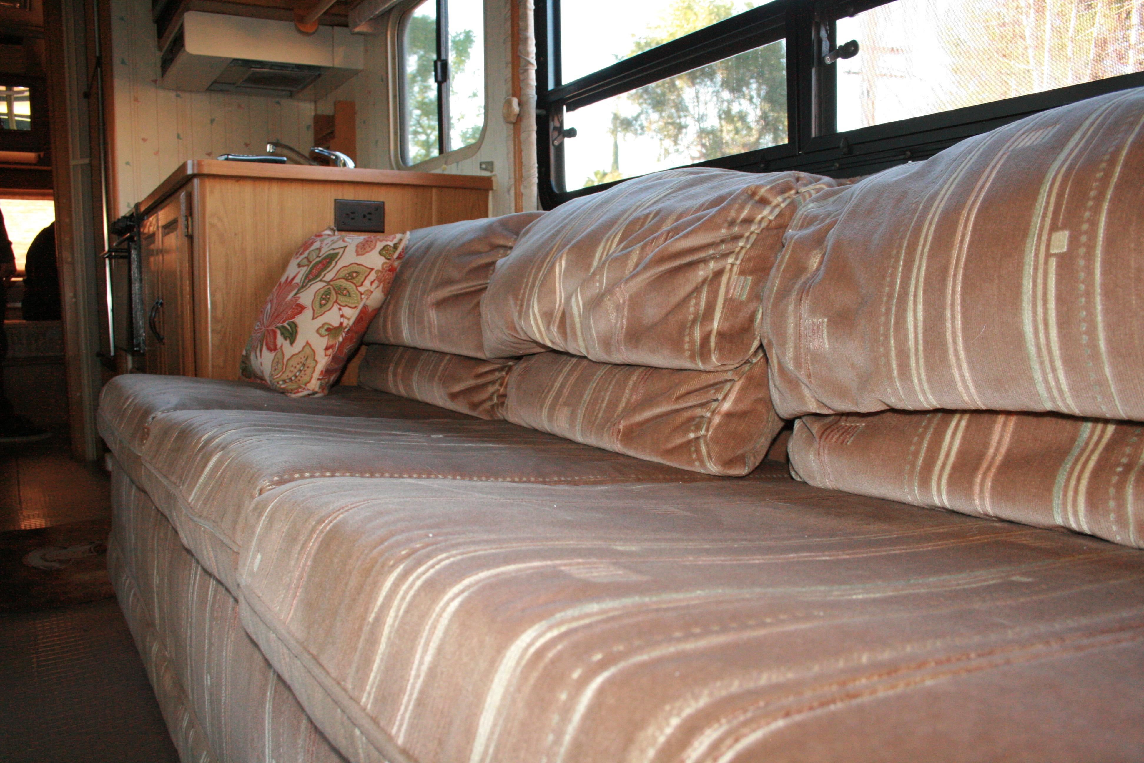 Rv Jackknife Sofa Reupholstery