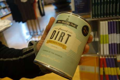 Dirt secrets has the can on dirt