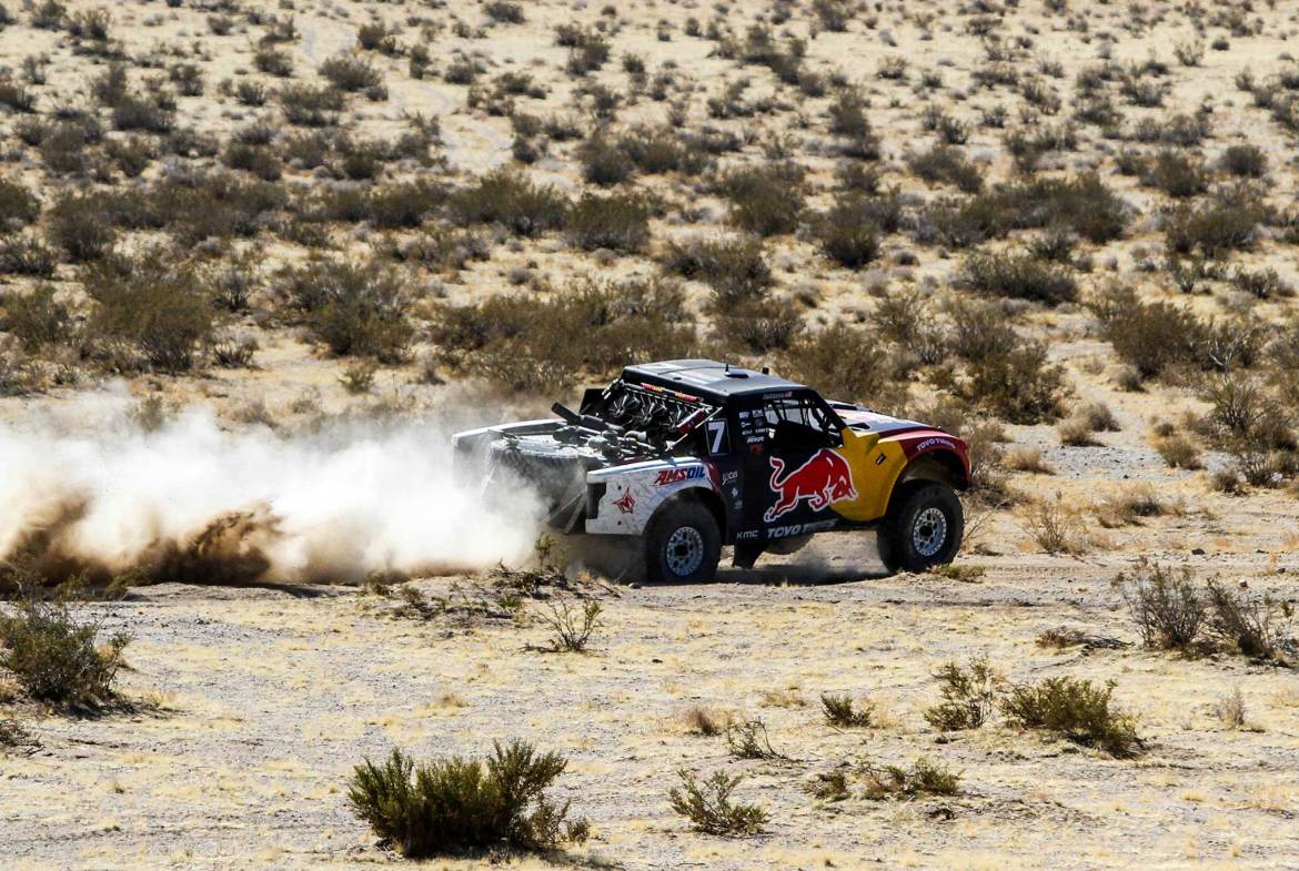 $100,000 Payday for Bryce Menzies at King of the Hammers T1 Desert Invitational