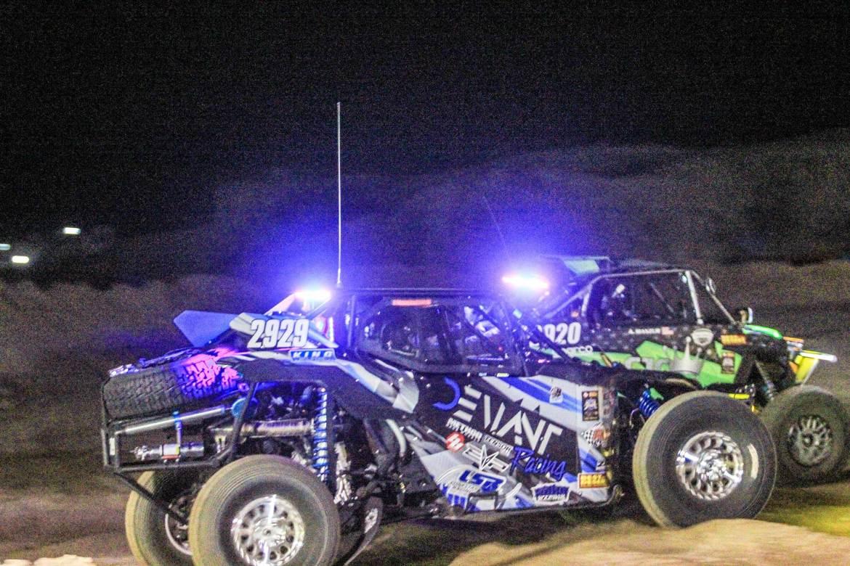 Best in the Desert Laughlin Desert Classic Kicks Off with UTV Night Race