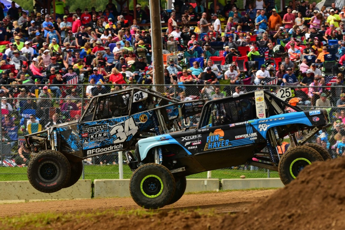 Crandon to Host 2 Ultra4 Series Races in 2020