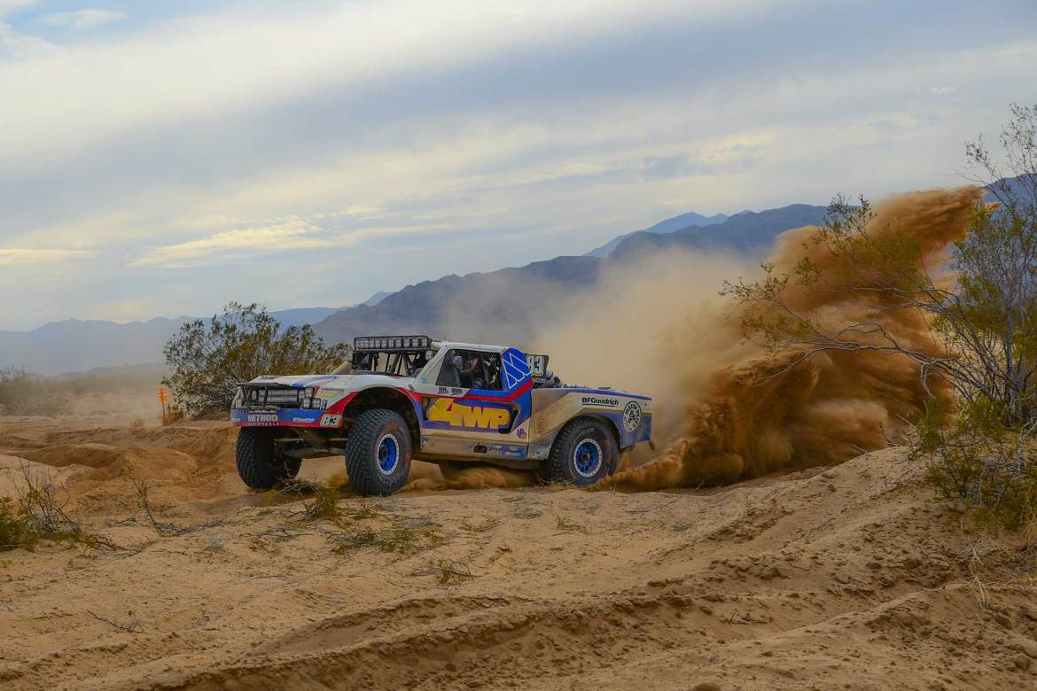 Luke McMillin Victorious at 2020 Mint 400