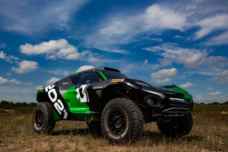 Chip Ganassi Racing Signs Sara Price for Extreme-E Racing