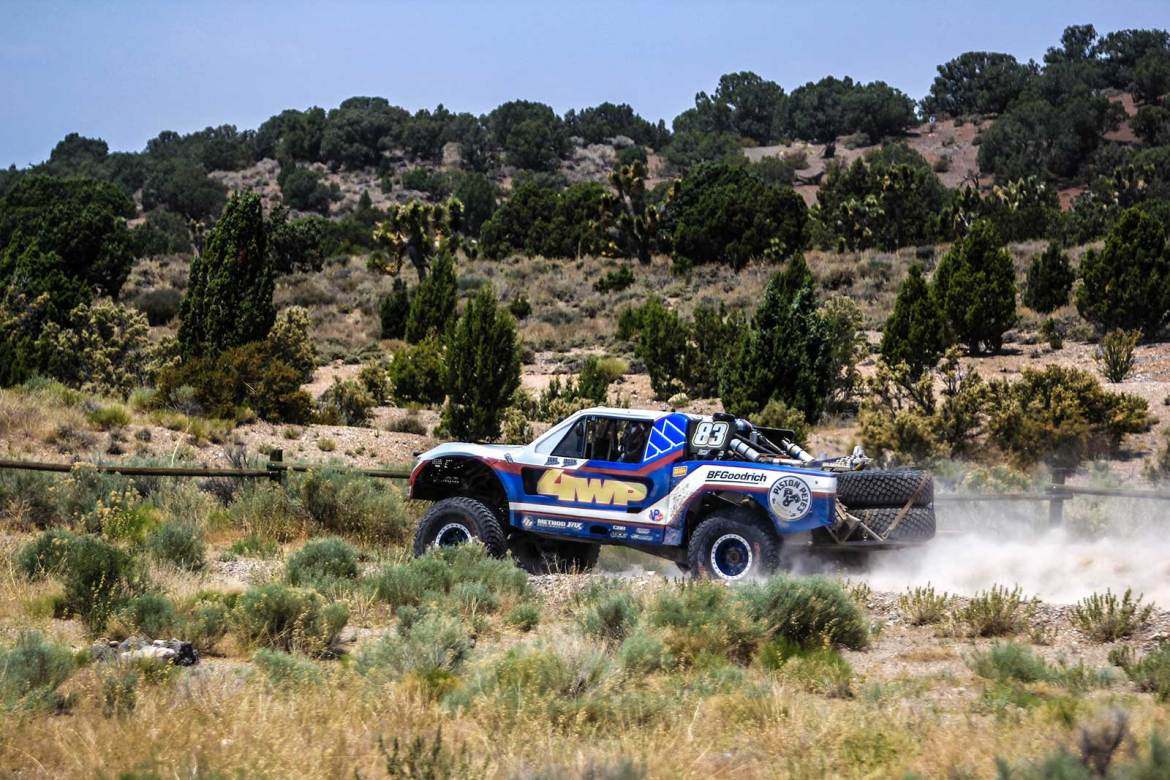 Luke McMillin Awarded Overall Win at Silver State 300