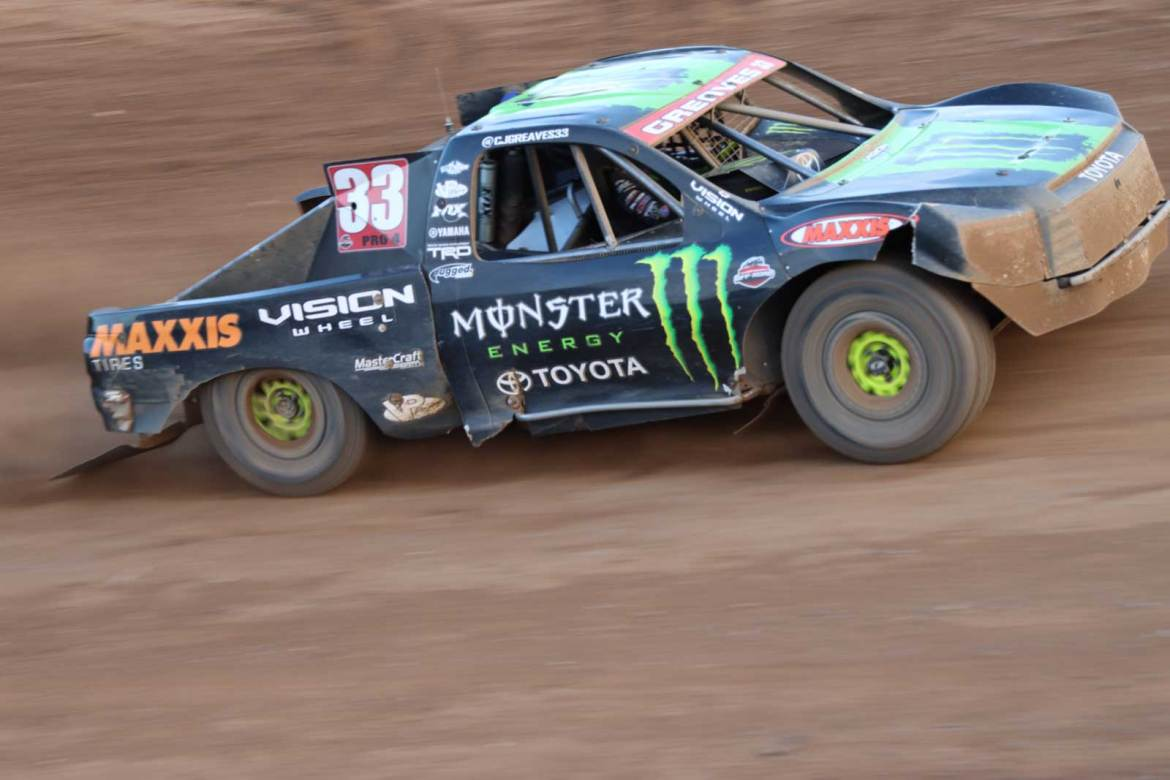 Wild Weekend for Championship Off Road at ERX Motorsports Park