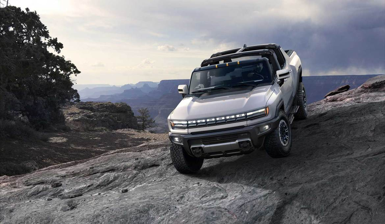 GMC Introduces Hummer EV