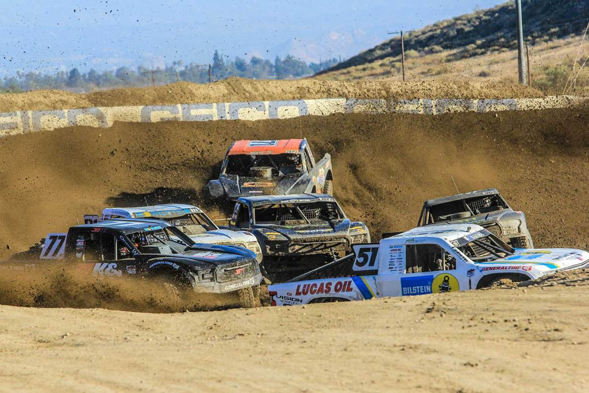 Lucas Oil Off Road Racing Series Discontinues Operations