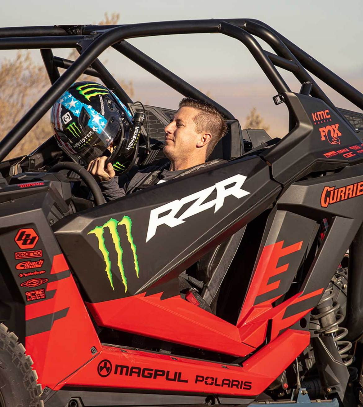 Casey Currie Joins Polaris