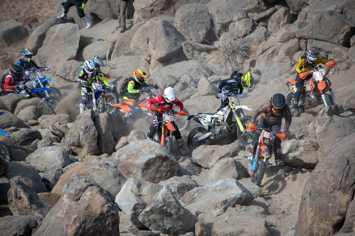 Trystan Hart Takes King of the Motos Victory