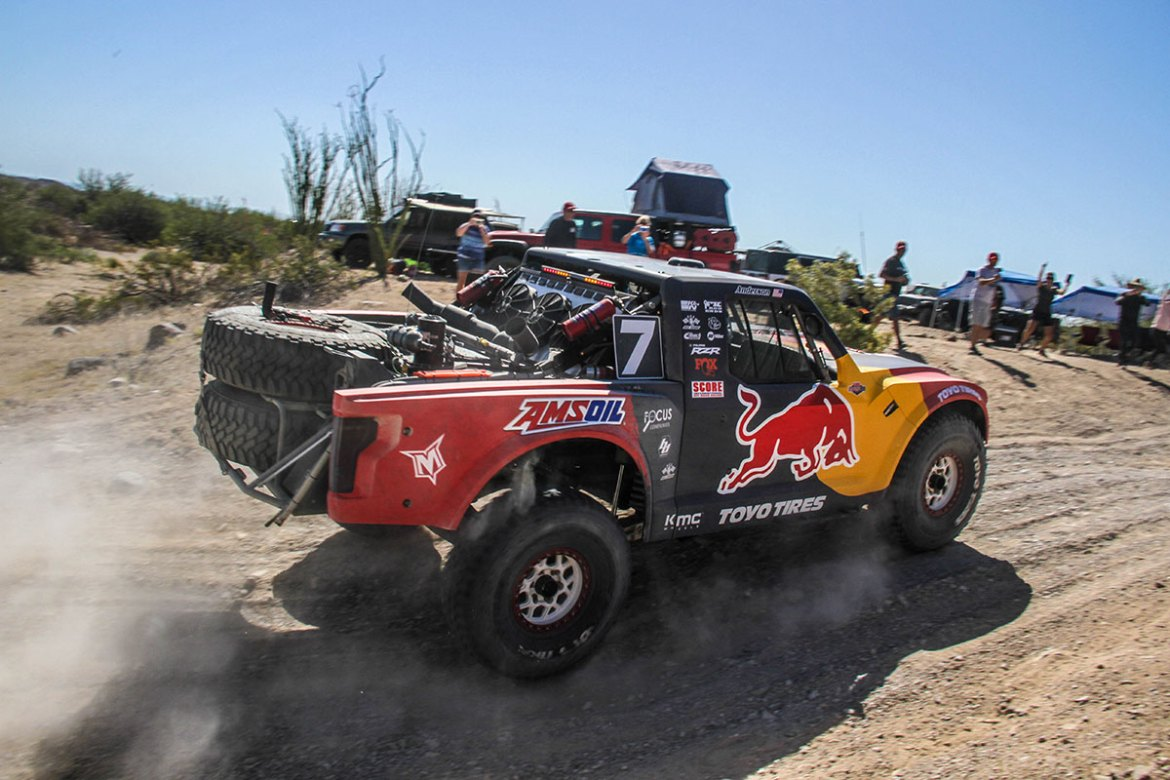 Menzies and McMillin Super Team Set for Baja 1000