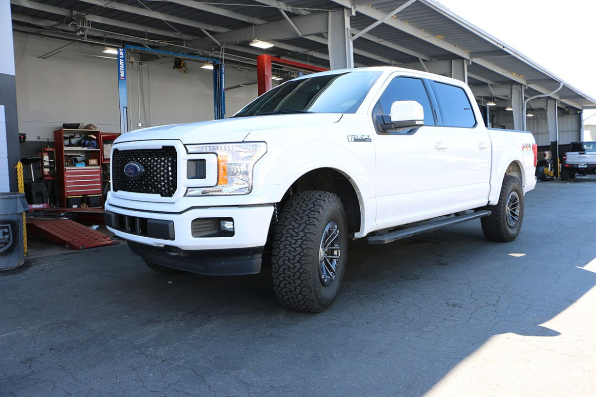 Not Just A Leveling Kit