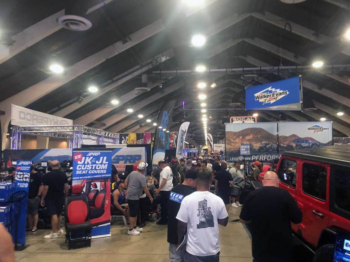 New Venue for Off Road Expo
