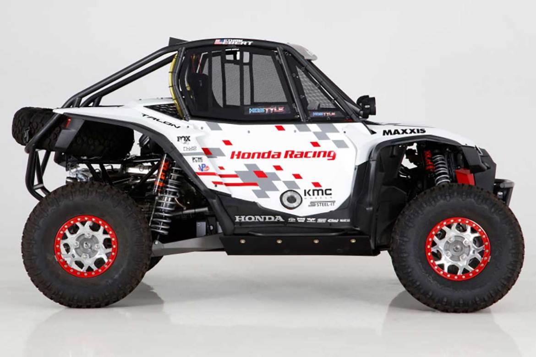 Honda Factory Off-Road Racing Announces Driver Development Program