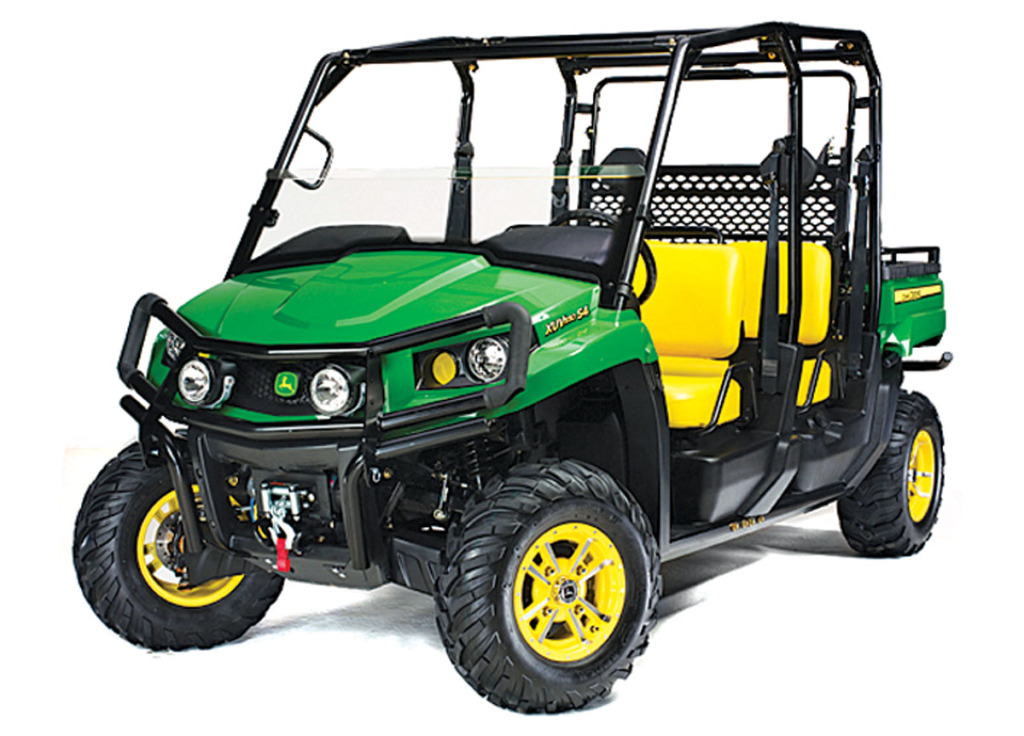 Deere Top Power Wheel Gator John