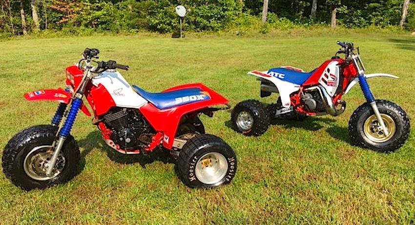 4 Quad Wheeler 1980s Suzuki