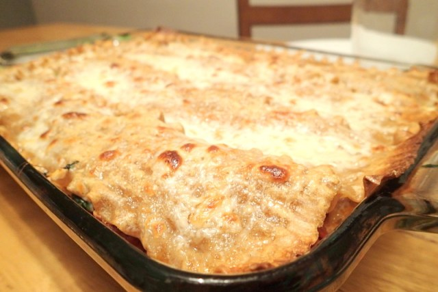 Heart Healing Lasagna ~ Dirty Dish Club