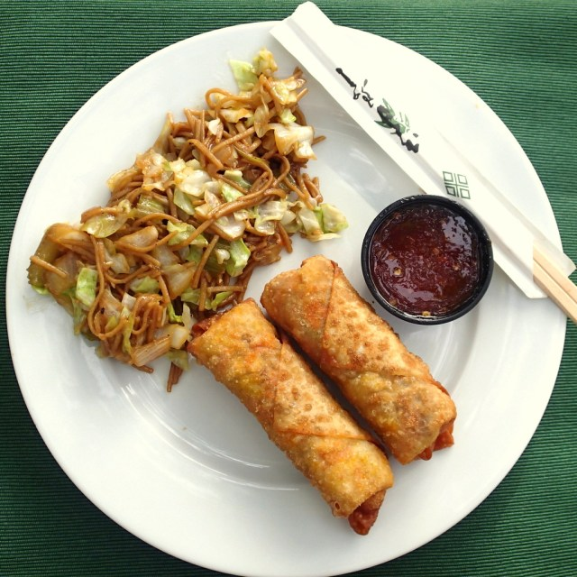 Pork Egg Rolls ~ Dirty Dish Club