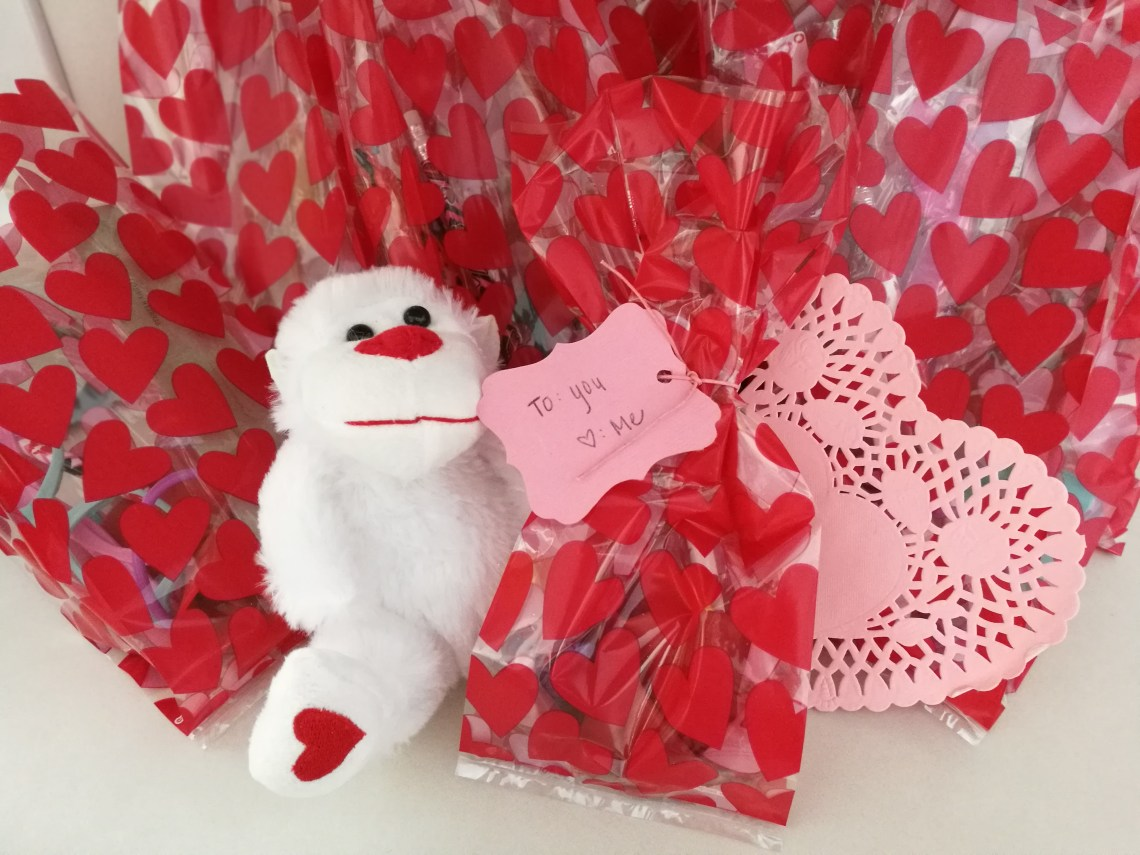 Valentines Day Gift Bags For Only 2