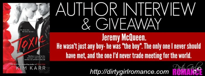Interview & Giveaway