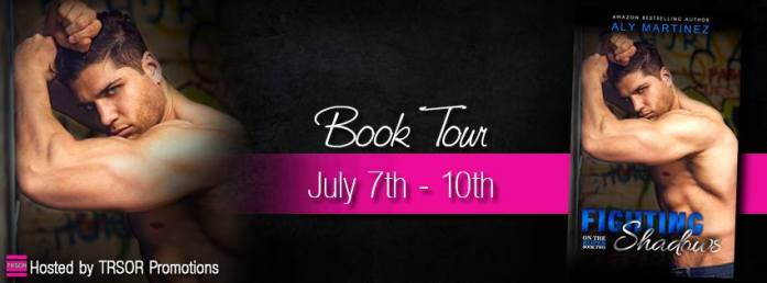 figthing shadows book tour