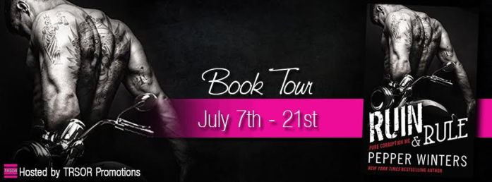 ruin & rule book tour