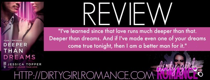 Review- Deeper Than Dreams
