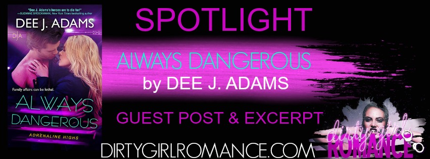 Guest Post- AD
