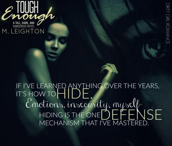 Tough Enough teaser-DGR