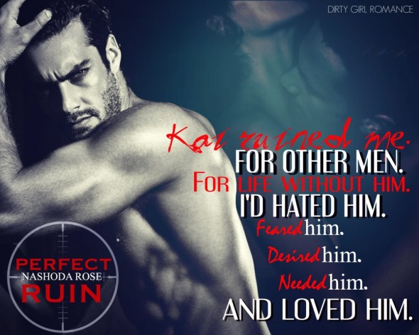 Perfect Ruin teaser-DGR