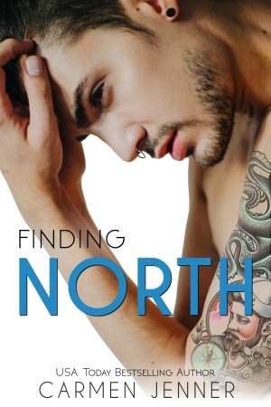 Finding North Ebook Cover