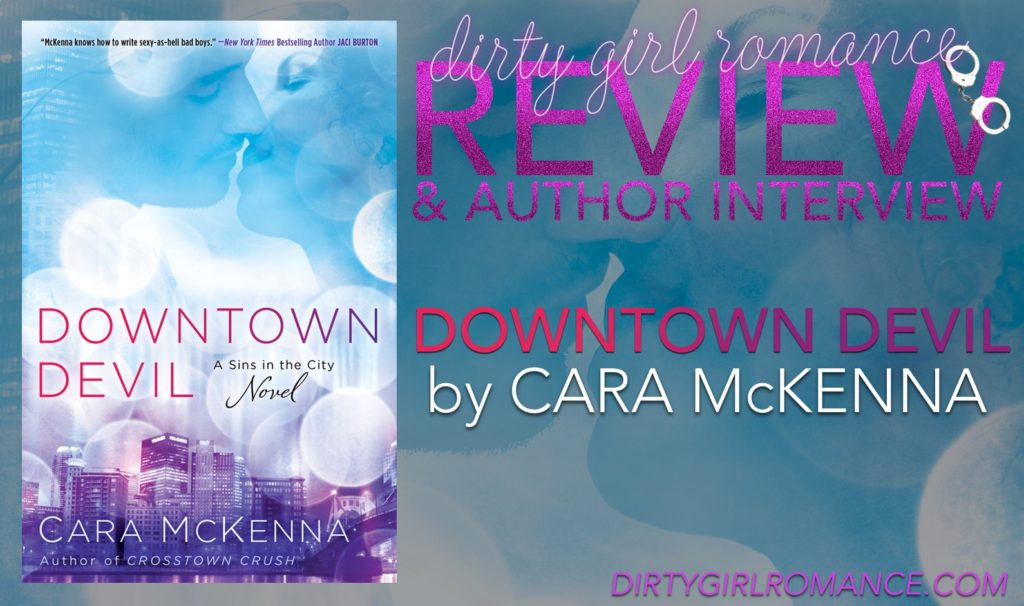 DGR interview & spotlight with Cara McKenna