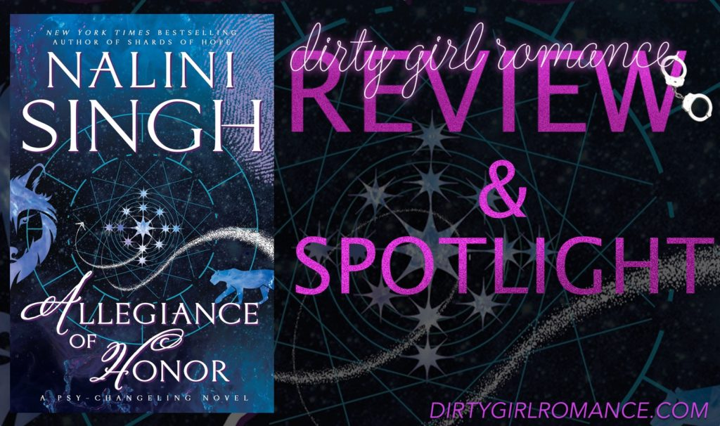 review- Allegiance of honor