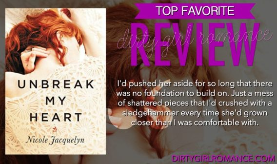 review-Unbreak My Heart