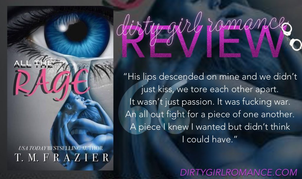 All The Rage-Review Dirty Girl Romance