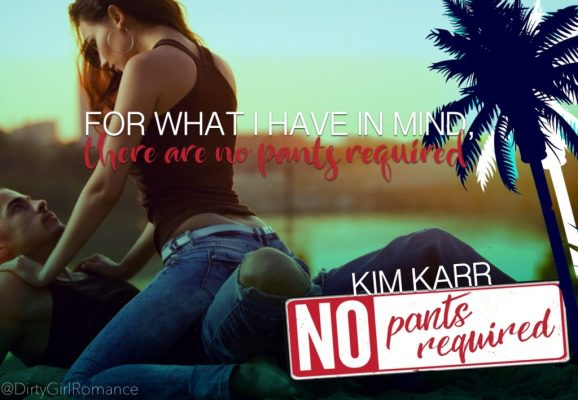 No Pants Required-DGR teaser