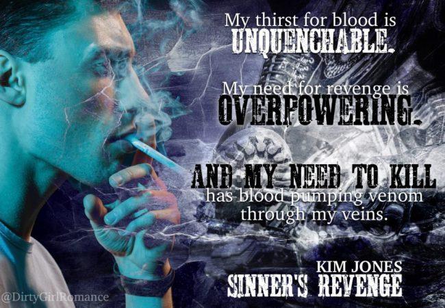 Sinner's Revenge-DGR teaser