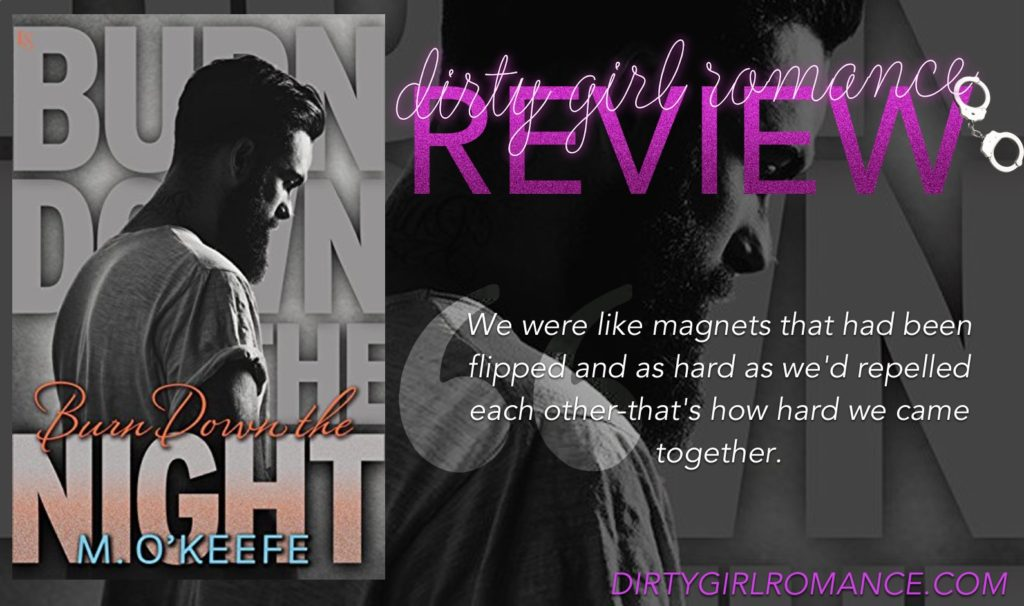 Burn Down The Night- Review
