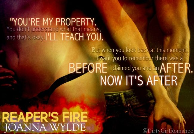 Reaper's Fire-DGR teaser