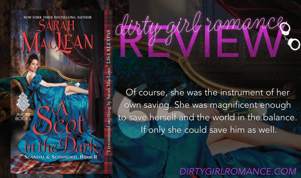 A Scot In the Dark-Review