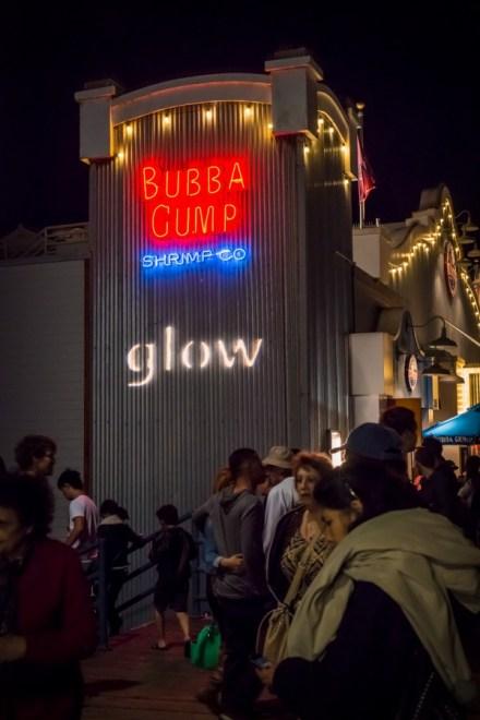 Bubba Gump GLOW