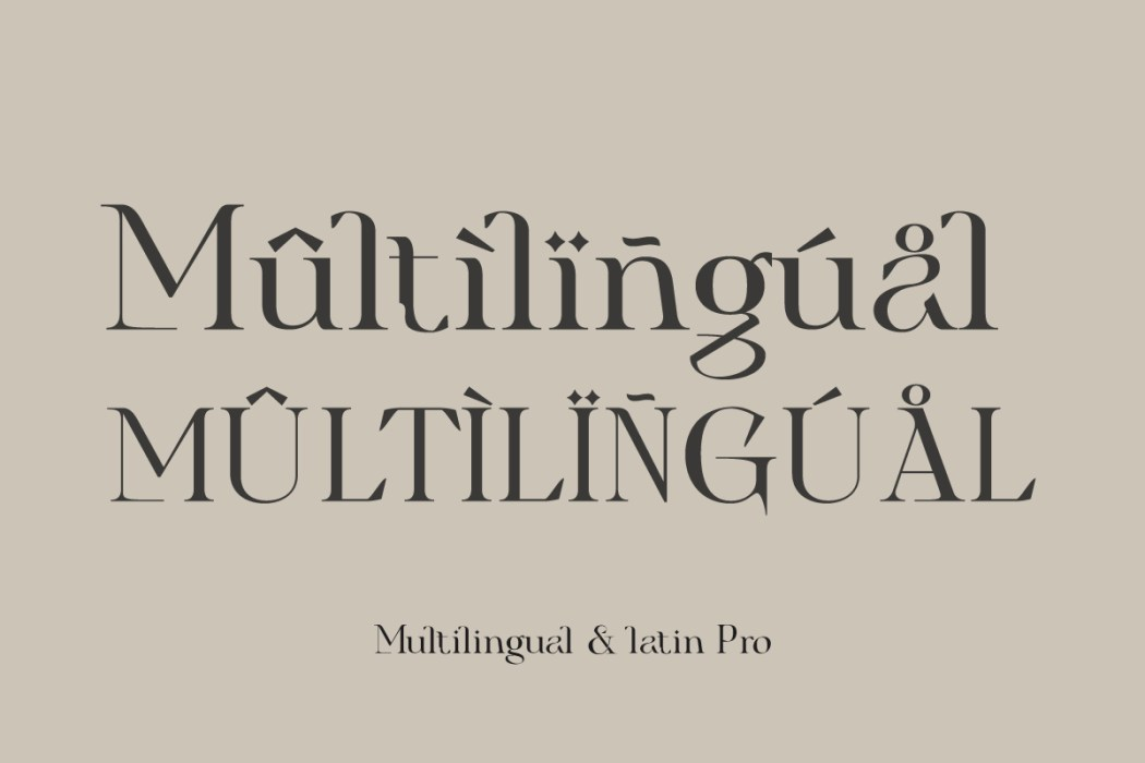 Cigra – Free Font