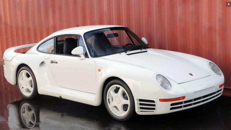 1988 Porsche 959 Komfort Dirty Old Cars