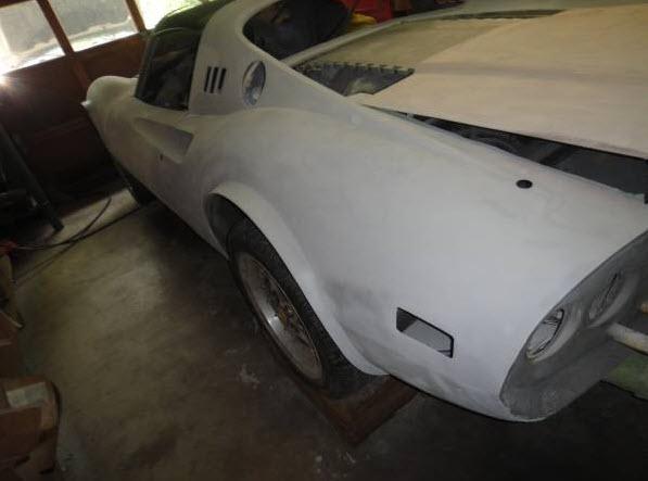 Dino 246 GTS Project 5