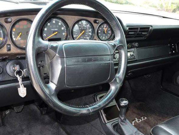 Porsche turbo 3.6 1994 6