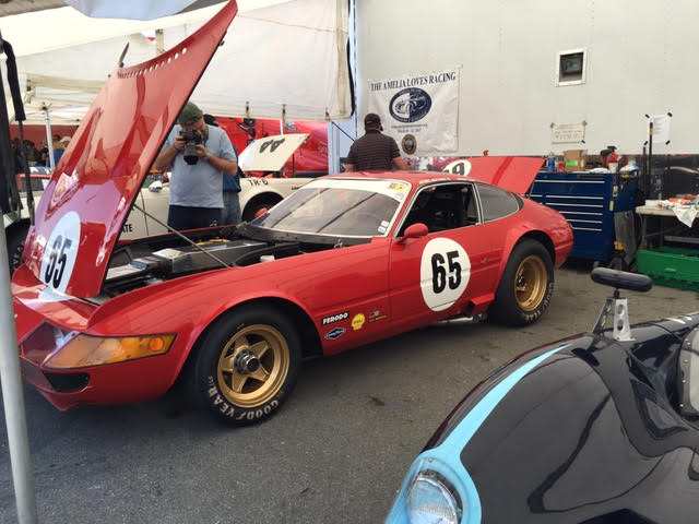 ferrari daytona race car 1
