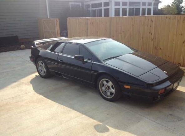 1993 Lotus Esprit Turbo For Sale in Houston