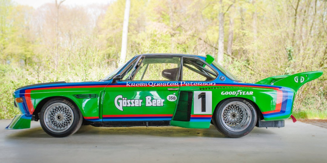 1976 Bmw 3 5 Csl Group 5 Batmobile For Sale In Germany